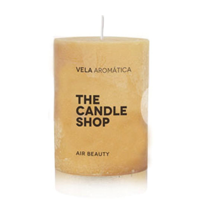 VELA 7 X 12 MAGNOLIA VAINILLA - The Candle Shop